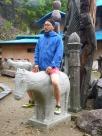 Statue of Pedro