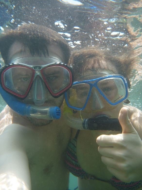 Who doesn't love snorkelling?
