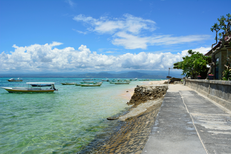 Ferry to Nusa Lembongan