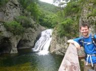 Yongyeon falls.