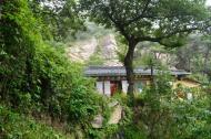Sangseon-am Hermitage.