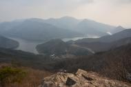 Looking across towards Guemseung.