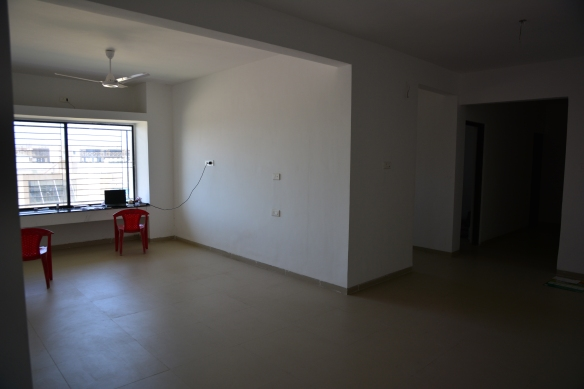 A look at the main room of our apartment.
