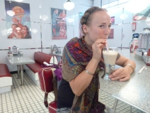 Milkshake and time warp break!