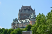 Chateau Frontenac...